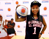 Riverdale's Anastasia Hayes named Naismith finalist, receives McDonald's All-American jersey
