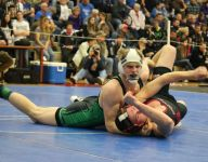 Coleman's Blanchard beats odds on and off mat
