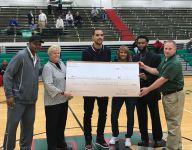 Trey Lyles donates $20,000 to Tech