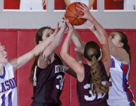 Surging Eaton Rapids girls hoops tops Mason