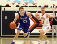 Knights hang on for 12th straight win