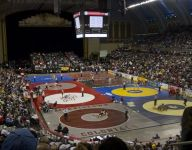 Wrestler's dad sues after being banned from school for 'offensive behavior'