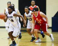 High school girls basketball district schedule, results