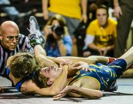 DeWitt, St. Johns wrestling teams lose in state quarterfinals