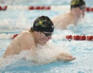 St. X swimming ties record with state title