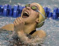 Ursuline girls win second straight DIAA swimming title