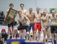 IHSAA boys swimming finals: Drew Kibler, Carmel dominate yet again