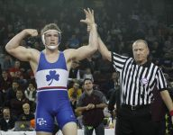Wrestling: Catholic Central too much for Davison in Division 1 final