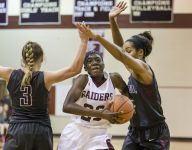 Sharif, Snow lead Concord girls to Blue Hen title