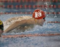 Boehnlein, Rockets fast at swimming sectional