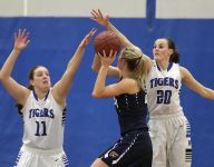 Wrightstown Tigers clinch conference basketball title