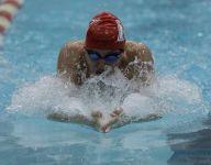 Boehnlein, Wilke take seconds at state meet