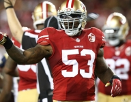 49ers star LB Navorro Bowman on HS coach: 'I carry his words with me everywhere I go'