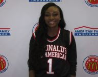 McDonald's All American Dana Evans on being a role model, proving doubters wrong