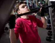 Paralyzed wrestler refuses to lose, plans future of helping others: 'I think it's my calling'