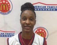 Texas point guard Kianna Williams ready for McDonald's All American Game