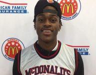 Basketball is family affair for McDonald's All American forward Jarred Vanderbilt