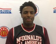 Jersey in hand, McDonald's All American Mitchell Robinson says it's getting real