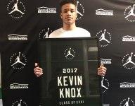 Kevin Knox honored at Jordan Brand Classic Senior Night