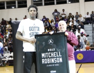Mitchell Robinson says Jordan Brand Classic shows he can do anything 'if I put my mind to it'