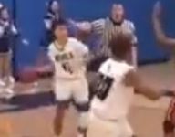 VIDEO: Watch this incredible Hail Mary pass that leads to dunk