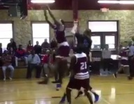 ALL-USA Watch: Charles Bassey throws down self-assisting, off-the-backboard slam