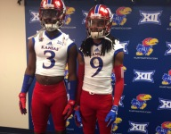 Kansas football lands six 2018 recruits from Louisiana in a weekend
