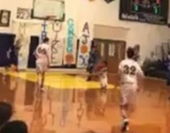 VIDEO: 3-foot-8 basketball player makes memorable shot