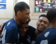 VIDEO: Special-needs basketball player scores in emotional scene from North Carolina