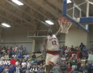 VIDEO: Zion Williamson drops 51 in state title game, unleashes jaw-dropping dunk