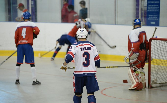Senior is chosen to represent the United States at World Junior Tournament