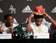 Package deal: Hawkins duo of Joseph Lewis and Greg Johnson go to Southern Cal