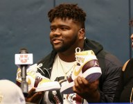 Top-10 overall prospect Marvin Wilson chooses Florida State with customized Jordan sneakers
