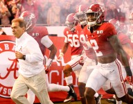 Nick Saban on another No. 1 recruiting class: We try to 'create a lot of value for our players'