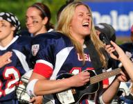 Girls Sports Month: U.S. national team QB Sami Grisafe on building determination and how football made her a better musician