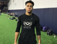 Ed Orgeron's first LSU commit, Caden Sterns, flips to Texas