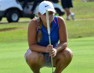 Clarksville High girls 7 shots back at state golf