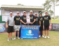 Catholic grad Vannoy helps Troy into NCAA golf tourney