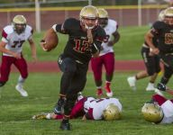 Prep football: Fakahua runs for four scores as Cedar routs Juab