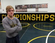 Nelson Brands making his own name amid family's imposing wrestling bloodline