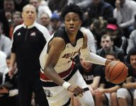 New Albany's Romeo Langford chases rings, not records