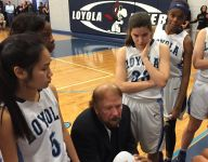 Loyola wrangles Teurlings superstar, rolls into quarters