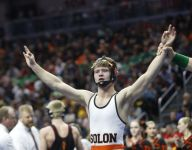 State wrestling: Solon, West Liberty make history; Brands, Brinkman win back-to-back titles