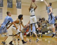 Boys basketball teams, wrestlers compete for state berths