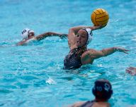 Saints girls water polo comes up short against Poly in title game