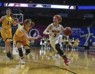 State girls' roundup: Elle Ruffridge sets another career record