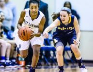 East Lansing girls fight way past Grand Ledge in district semifinal