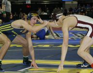 Walled Lake Central's Ben Freeman moves closer to 4th wrestling title