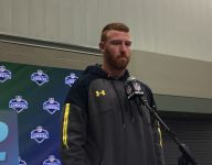Central Michigan QB Cooper Rush's hands pass the test at NFL combine