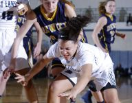 Girls basketball district scores and stats for March 3
